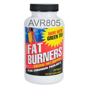 Joe Weider Fat Burners with Green Tea 120 Tablets