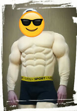 Muscle suit / Costume Halloween, Wolverine, Superman, Venom, Hulk, Rembo, Thor