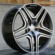 "20"" 20X9.5 5X112 WHEELS FOR M BENZ ML350 ML500 ML320 ML350 ML550 GL350 GL450"