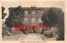 FAUGLIA  ( Pisa )  -  Villa Campanini  ( già Consorziale )