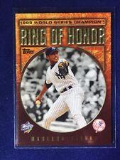2009 Topps Ring of Honor Mariano Rivera #RH44