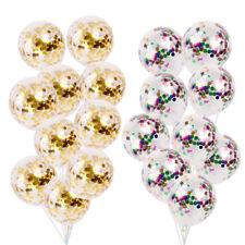 100pcs Beauty Confetti Balloons Latex Wedding Party Baby Shower Birthday Decor