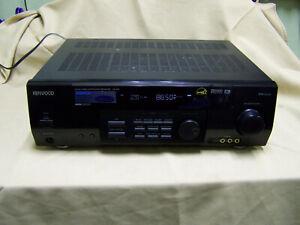Kenwood VR 517 6 Channel Surround Sound Dolby DTS Digital 100 Watt Receiver