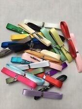 14 Bertie's Bows Mixed Satin Ribbon Bundle Crafts 9mm x 1metre