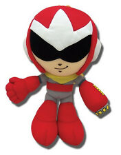 "New Megaman GE-52525 ~ 9"" Protoman Officially Licensed Plush Toy Doll Stuffed!"