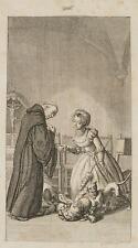 CHODOWIECKI (1726-1801). Der graue Bruder; Druckgraphik2