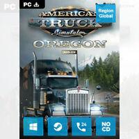 American Truck Simulator Oregon Expansion DLC for PC Game Steam Key Region Free