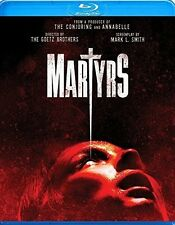 Martyrs (2016, Blu-ray New)