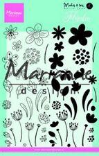 Marianne Design claro Sellos-FLORALIA-KJ1722 - 62 un.