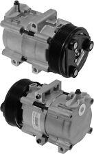 A/C Compressor Omega Environmental 20-10918