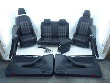 Innenausstattung VW Golf VI Cabriolet (1K) 2.0 TSI GTI