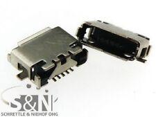 Nokia E7-00 micro USB Buchse Lade Buchse Anschluss Konnektor Adapter Pins