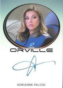 The Orville Archives - Adrianne Palicki as Commander Kelly Grayson BD autograph