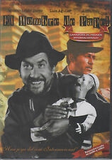 DVD  - El Hombre de Papel  NEW Ignacio Lopez Tarso FAST SHIPPING !