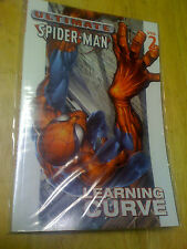 Marvel Ultimate Spiderman: Learning Curve Volume Two TP FREE Ship US