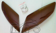 Copri Fari YAMAHA R6 06/07 Protezione x Fari Anteriori in plastica - FUME'