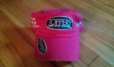 Toppers Travel-Sport-Corporate promotional products custom baseball cap hat NEW