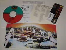 LED ZEPPELIN/HOUSES OF THE SANTO-CARTÓN JAPÓN CD+OBI