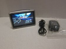 """TomTom ONE XL Portable Car 4.3"""" LCD GPS System US/Canada MAPS navigator"""
