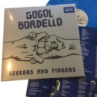 Gogol Bordello - Seekers And Finders [New Vinyl LP] Gatefold LP Jacket, White, I