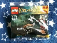 LEGO 30211 - Lord of the Rings - Uruk-Hai with Ballista Set - Brand New & Sealed