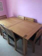 Marks and Spencer Oak Table & Chair Sets