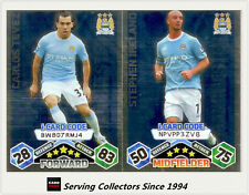 2009-10 Topps Match Attax Trading Card Game Official Album X3 (pages Bonus Card)