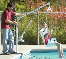 NEW Aqua Creek The Power EZ Pool Lift Chair Lift w/ Push Button Remote Control