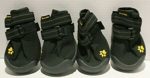 Zacro Dog Boots Waterproof Shoes w/Reflective Strips & Rugged Antislip Sole XL