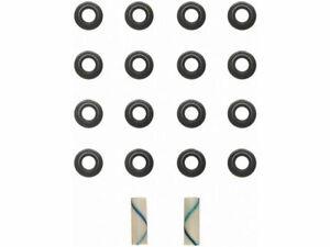 Valve Stem Seal Kit For K1500 Camaro Tahoe C1500 Express 3500 K2500 NX98G2