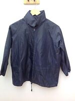 "Boys Gelert Navy Weatherproof Jacket Age 9   28""  <N2359z"