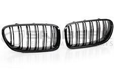 Nieren Set schwarz hochglänzend ür BMW 5er F11 Touring Grill 1001DL M5