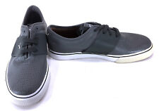 Puma Shoes El Ace Leather Perforated Gray/White Sneakers Size 9