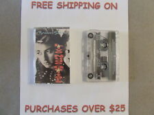 BRIAN SETZER (OF THE STRAY CATS) LIVE NUDE GUITARS CASSETTE