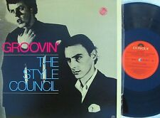 Style Council ORIG NZ PS 12 Groovin EX 1984 Paul Weller Jam Polydor 8219211