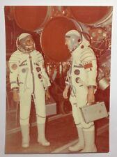 Photo original Cosmonaut International team Soviet Rocket Cosmodrome Baikonur