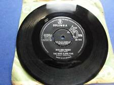 DAVE CLARK FIVE  BITS AND PIECES columbia 64 -1N 45 VG+