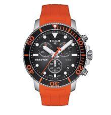 SALE!!! Tissot SeaStar T120.417.17.051.01 Wrist Watch for Men 2 Years Warranty