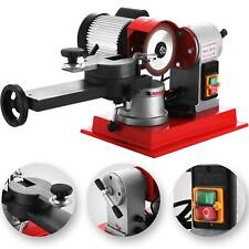 Circular Saw Blade Sharpener 370W Grinding Machine w/ Diamond Emery wheel