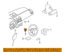AUDI OEM 00-04 A6 Quattro Airbag Air Bag-Clockspring Clock Spring 1J0959654M