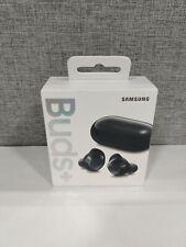 Samsung Galaxy Buds+ Plus, True Wireless Earbuds -Black
