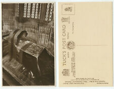 38596 - Westminster Abbey - Tomb of Infant Child of James I - Echtfoto - alte AK