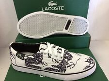 Lacoste Barbados Women's Sneakers Lace up Trainers Shoes, Size UK 4 EU 37
