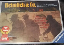 Heimlich & Co. Spiel des Jahres 1986, Neu und ungeöffnet