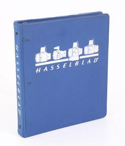 HASSELBLAD DEALER NOTEBOOK/214645