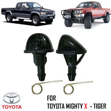 Toyota Wiper Washer-Windshield-Nozzle Spray Pair Hilux LN85 LN145 Mighty X Tiger