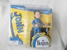 THE BEATLES McFARLANE TOY MODEL FIGURE JOHN AND HIS PART OF STAGE BRAND NEW