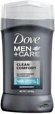 Dove Men+Care Deodorant Stick Clean Comfort 3 oz