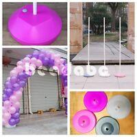 1PC Upright Balloon Base Plastic Balloon Base Birthday Party Supplies Decoration