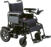 "NEW Folding Electric Wheelchair 20"" Wide Seat Cirrus Plus EC  Power Chair Drive"